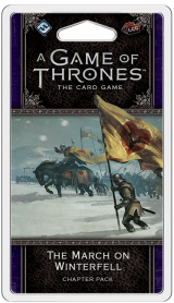 A Game of Thrones: The Card Game (2ed) - The March on Winterfell