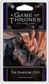 Obrazek gra planszowa A Game of Thrones LCG (2ed) - The Shadow City