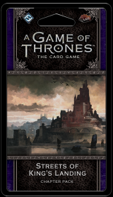A Game of Thrones: The Card Game (2ed) - Streets of Kings Landing