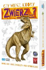 Czy wiesz, który zwierz.. Dinozaury i inne zwierzęta prehistoryczne