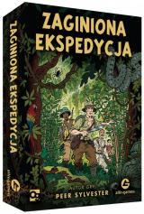 Obrazek gra planszowa Zaginiona Ekspedycja (edycja polska)