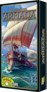 Obrazek gra planszowa 7 Cudów Świata: Armada