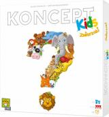 Obrazek gra planszowa Koncept Kids: Zwierzaki