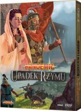 Obrazek gra planszowa Pandemia: Upadek Rzymu