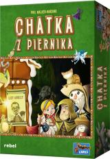 Obrazek gra planszowa Chatka z Piernika