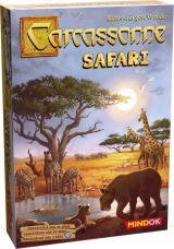 Obrazek gra planszowa Carcassonne: Safari