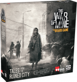 Obrazek gra planszowa This War of Mine: Tales from the Ruined City