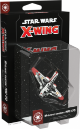 Obrazek figurka, bitewniak X-Wing: Myśliwiec Gwiezdny ARC-170