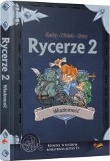 Obrazek książka, komiks Rycerze 2: Wiadomość