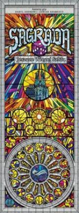 Obrazek gra planszowa Sagrada: Jeszcze Więcej Szkła