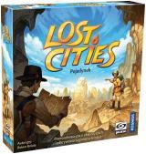 Obrazek gra planszowa Lost Cities: Pojedynek