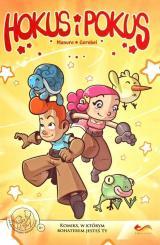 Obrazek książka, komiks Hokus i Pokus