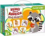 Dzieci Kontra Rodzice: Memory - Zwierzaki