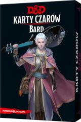Obrazek gra fabularna Dungeons   Dragons: Karty Czarów - Bard