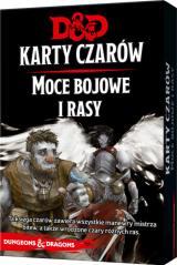 Dungeons & Dragons: Karty Czarów - Moce Bojowe i Rasy