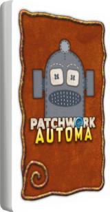 Obrazek gra planszowa Patchwork: Automa