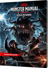 Dungeons & Dragons: Monster Manual (Księga Potworów)