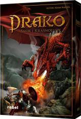 Obrazek gra planszowa Drako: Smok i Krasnoludy