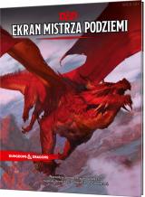 Obrazek gra fabularna Dungeons & Dragons: Ekran Mistrza Podziemi