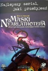 Obrazek gra fabularna Zew Cthulhu: Maski Nyarlathotepa