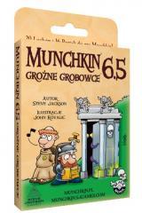 Munchkin 6,5: Groźne Grobowce