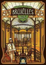 Obrazek gra planszowa Bruxelles 1893 (edycja angielska)