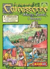 Carcassonne: Mosty, Zamki i Bazary