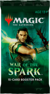 gra karciana Magic The Gathering: War of the Spark - Booster