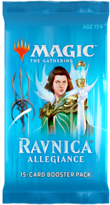 gra karciana Magic The Gathering: Ravnica Allegiance - Booster