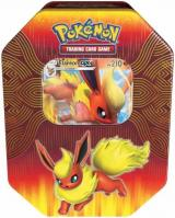 gra karciana Pokemon TCG: Elemental Power Tin - Flareon