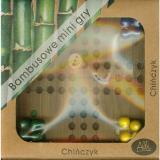 Bambusowe mini gry: Chińczyk