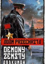 Obrazek książka, komiks Demony Zemsty. Abakumow