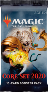 gra karciana Magic The Gathering: Core Set 2020 - Booster
