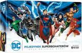 Obrazek gra planszowa DC Pojedynek Superbohaterów: Deck Building Game
