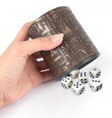 Obrazek akcesorium do gry Kubek na kości do gry