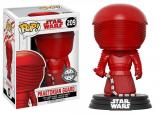 Funko POP Star Wars Bobble: E8 -(Exc) Guard 2 Praetorian (CC)