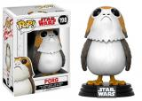 Funko POP Star Wars Bobble: E8 - Porg (chase)