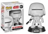 Funko POP Star Wars Bobble: E8 - FO Snowtrooper
