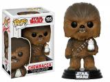 Funko POP Star Wars Bobble: E8 - Chewbacca w/ Porg