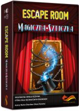 Obrazek gra planszowa Escape Room: Magiczna Sztuczka