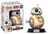 Funko POP Star Wars Bobble: E8 - BB-8
