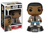 figurka Funko POP Star Wars Bobble: E7 - Finn w/ Lightsaber (Exc)