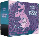 gra karciana Pokemon TCG: S M11 Unified Minds Elite Trainer Box