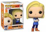 figurka Funko POP Dragonball Z: Android 18