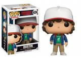 Funko POP TV: Stranger Things - Dustin Vinyl Figure 10cm