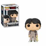 Funko POP TV: Stranger Things - Mike Ghostbuster