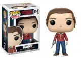Funko POP TV: Stranger Things - Nancy w/ Gun