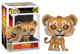 figurka Funko POP Disney: The Lion King - Simba
