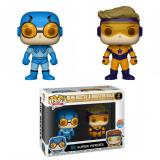 figurka Funko POP DC 2 Pack: Blue Beetle   Booster Gold (Exc) (CC)