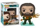 figurka Funko POP DC: Aquaman - Arthur Curry in Hero Suit